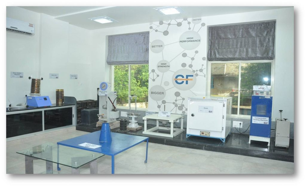 Ambuja Cement focuses on Research, Development and Innovation through its Concrete Futures Laboratory 1