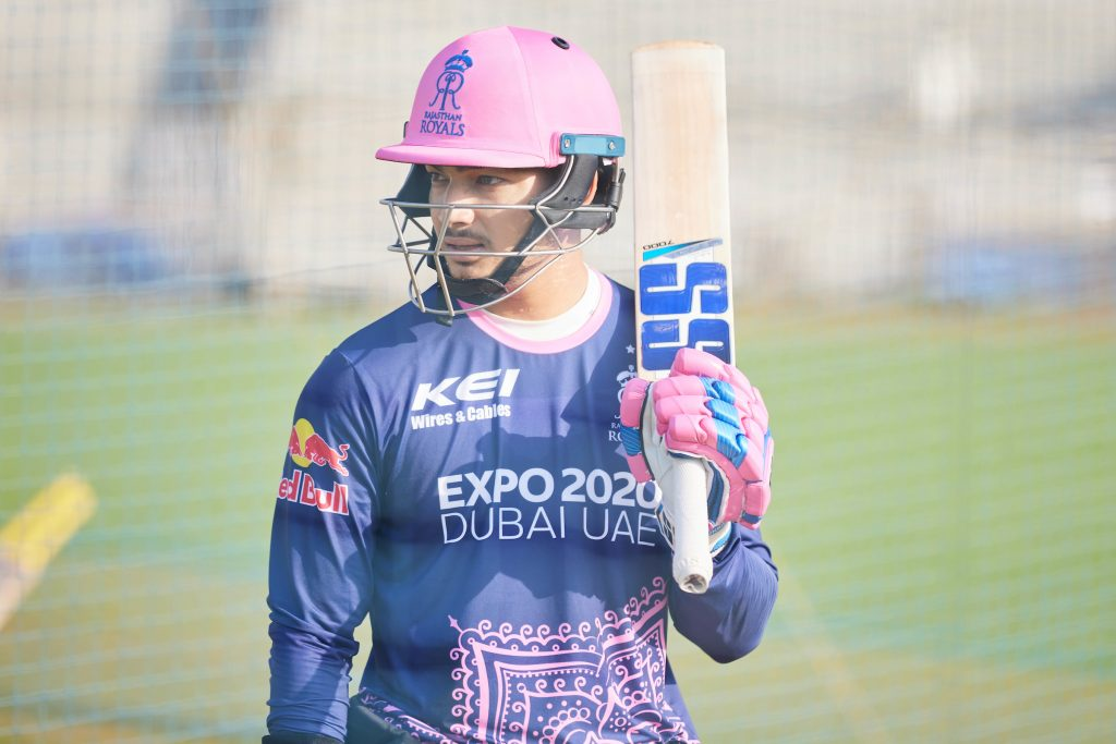 Wickets in the UAE suit my batting, says Rajasthan Royals' talented youngster Anuj Rawat 1