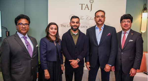 THE CHAMBERS EXPANDS ITS PRESENCE TO LONDON AND OPENS AT TAJ 51 BUCKINGHAM GATE SUITES AND RESIDENCES 1