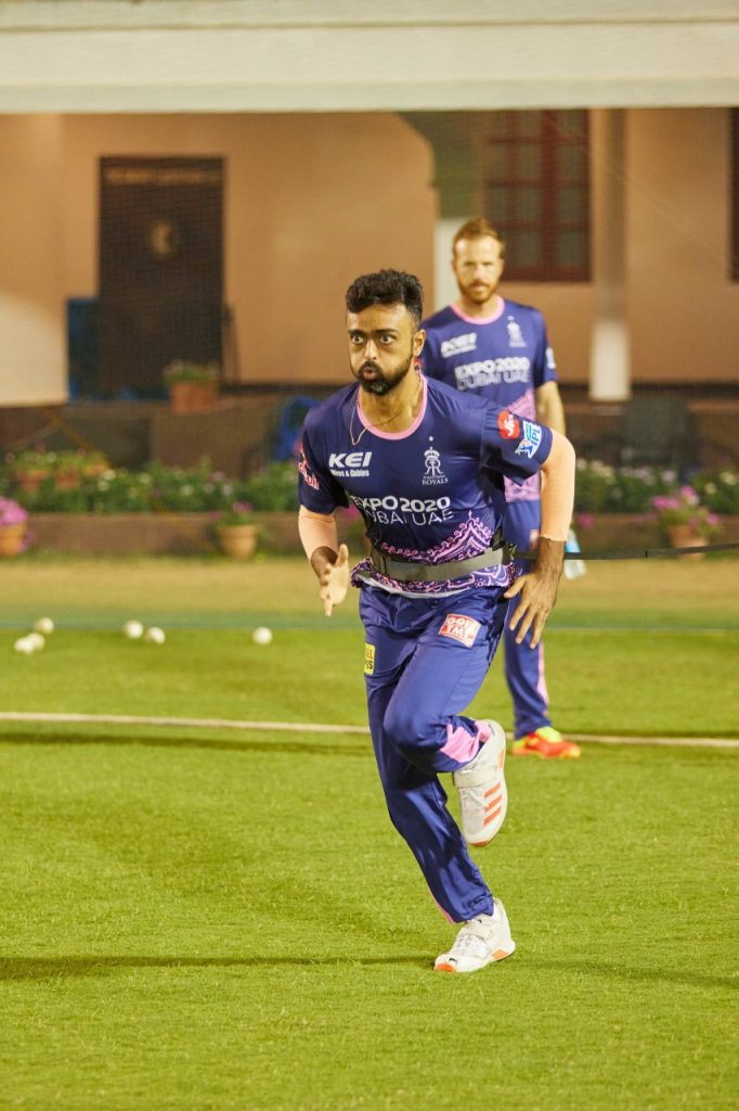 """""""Have made a few changes in my bowling action,"""" states Rajasthan Royals' Jaydev Unadkat ahead of resumption 1"""