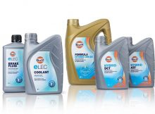 GULF OIL TAKES A STEP TOWARDS FUTURE OF MOBILITY WITH LAUNCH OF E-FLUIDS 13