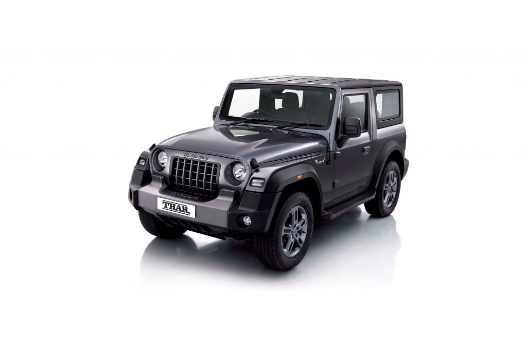 The All-New Thar Celebrated Its Launch Anniversary with 75000 Bookings 1