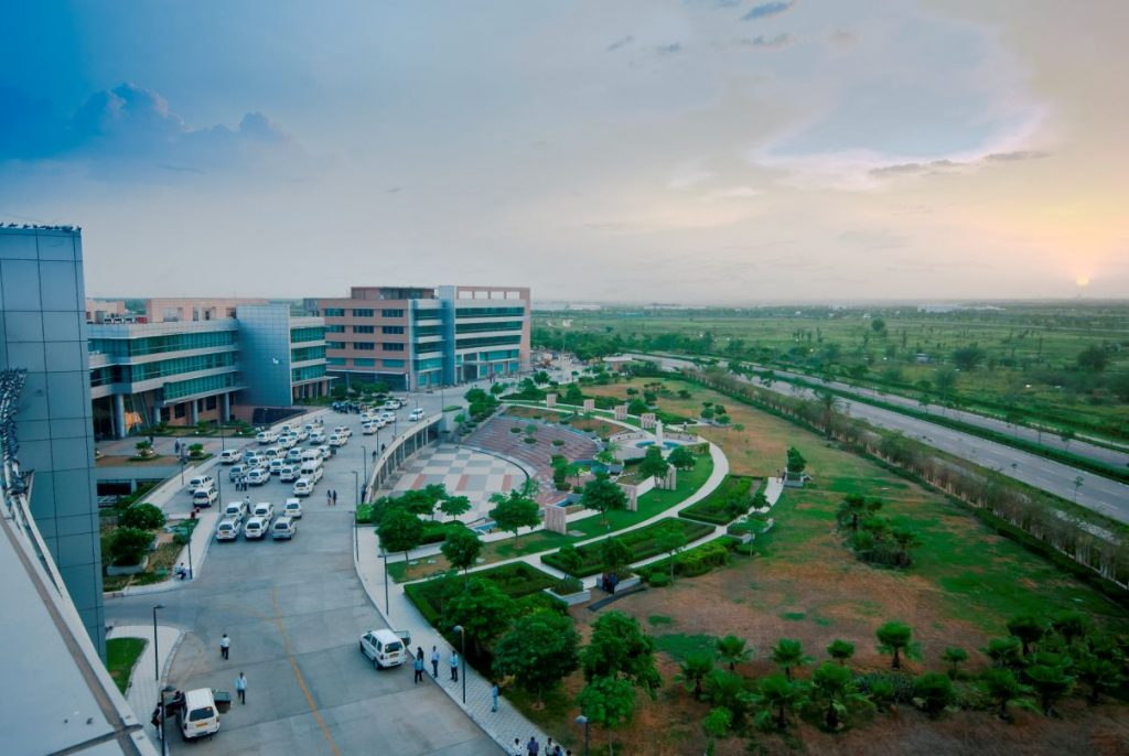 Mahindra World Citiesranked as 'Leaders'by DPIIT 1