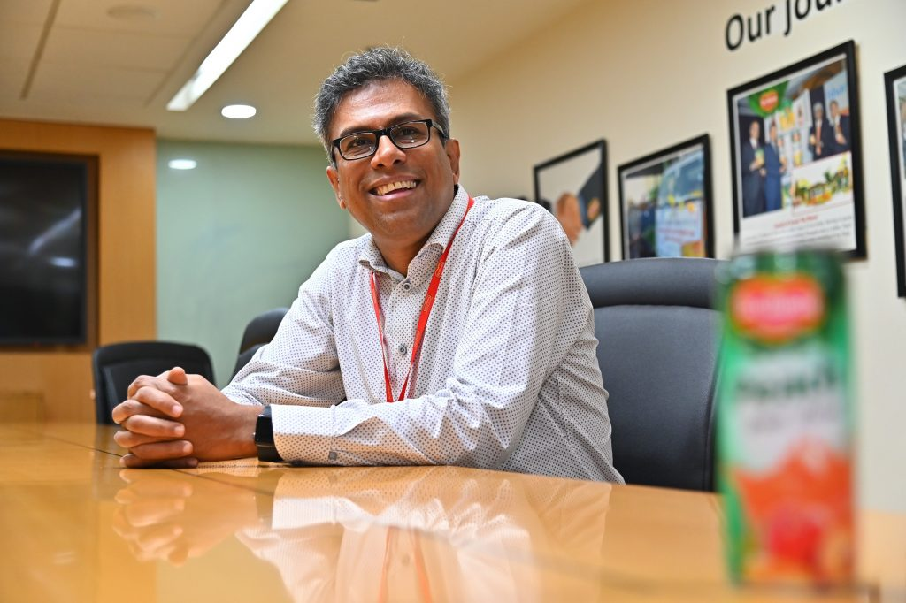 FieldFresh Foods appoints Mahesh Kanchan as Chief Executive Officer 1