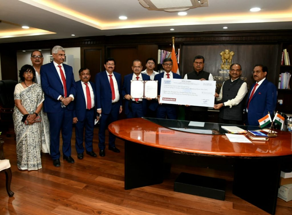 NTPC Ltd. pays Final Dividend of Rs. 3,054.45 crore for FY 2020-21 1
