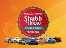 Mahindra Finance launches 'Shubh Utsav', 2 months of special festive offers on vehicle loans 2