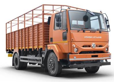 Ashok Leyland launches itsall new ecomet STAR in the ICV Category 1
